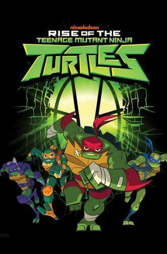 Rise Of The Tmnt - Paperback