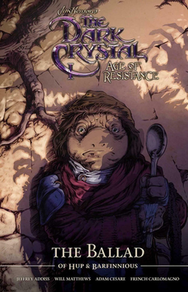 THE DARK CRYSTAL THE BALLAD