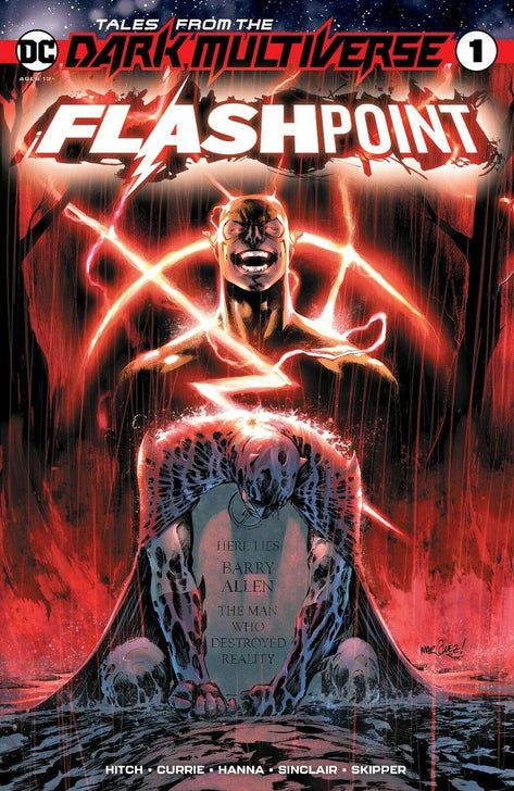 TALES FROM THE DARK MULTIVERSE: FLASHPOINT #1 - Forthegeekend
