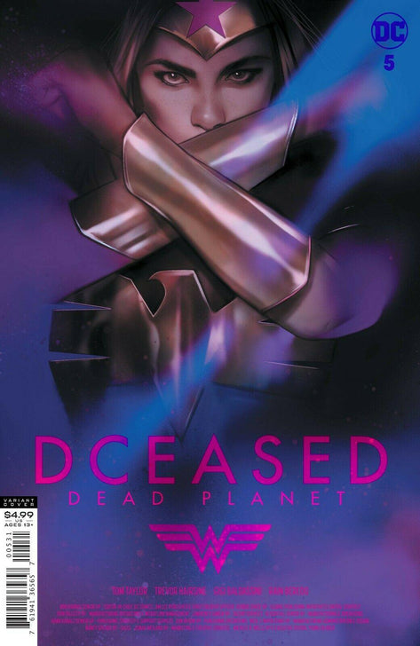 DCEASED DEAD PLANET 5 VARIENT - Forthegeekend
