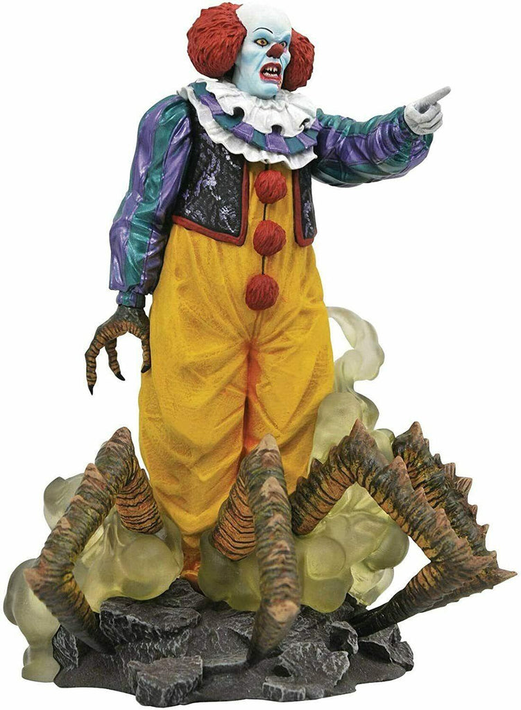 IT (1990): Gallery PVC Statue: Pennywise - Forthegeekend