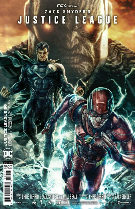 JUSTICE LEAGUE 59 ZACK SNYDERS - Forthegeekend