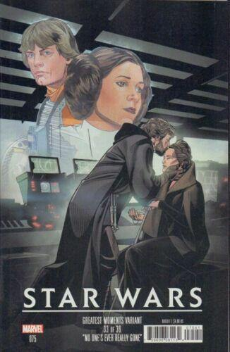 STAR WARS # 75 GREATEST MOMENTS VARIANT COVER 33 OF 36 - Forthegeekend