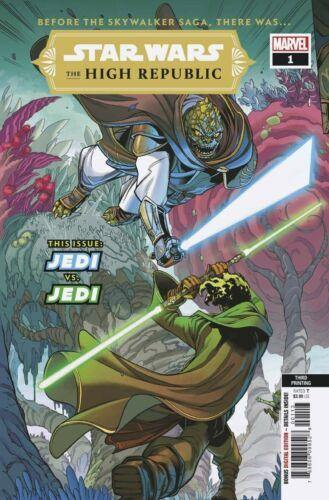 STAR WARS: THE HIGH REPUBLIC #1 - 3RD PRINTING