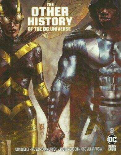 OTHER HISTORY OF THE DC UNIVERSE #2 1ST PRINTING DC COMICS - Forthegeekend