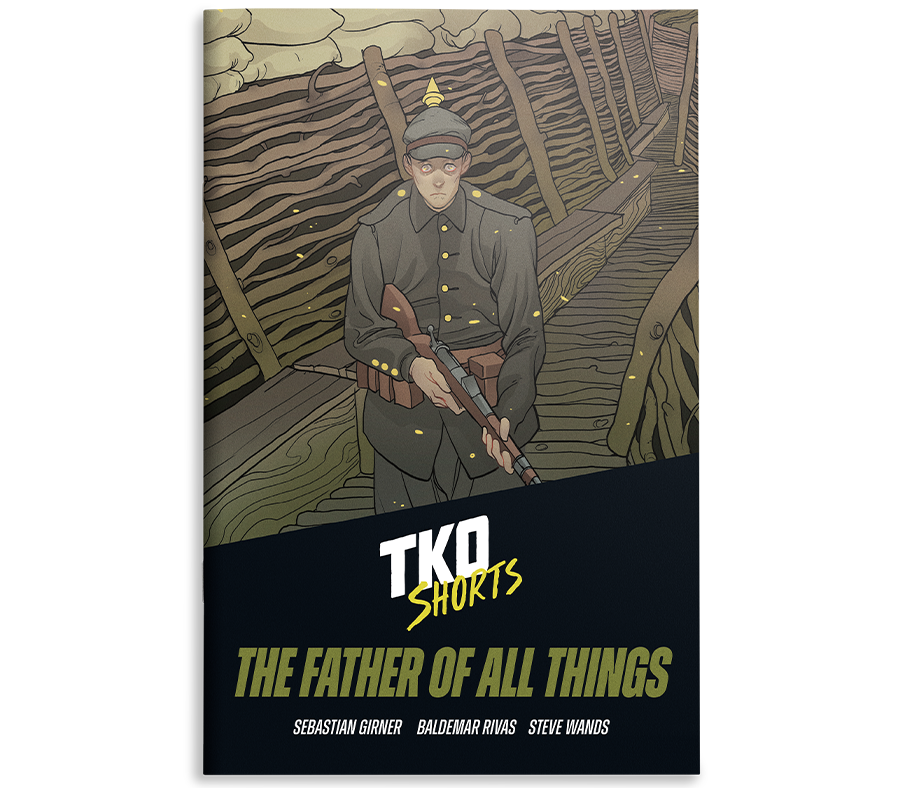 TKO STUDIOS SHORTS THE FATHER OF ALL THINGS - Forthegeekend