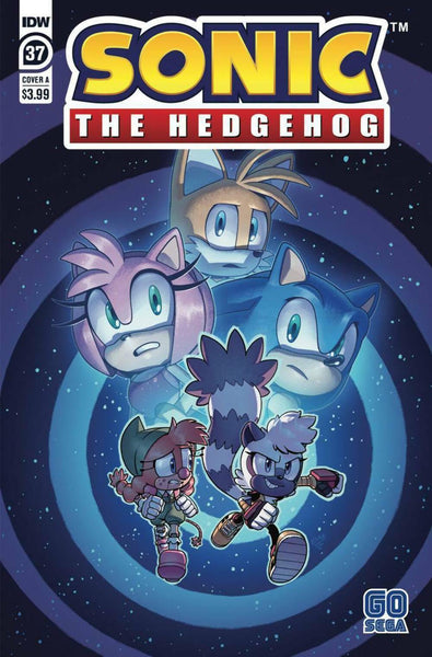 SONIC THE HEDGEHOG  37 - Forthegeekend