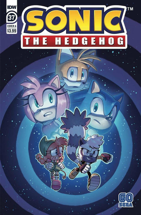SONIC THE HEDGEHOG  37