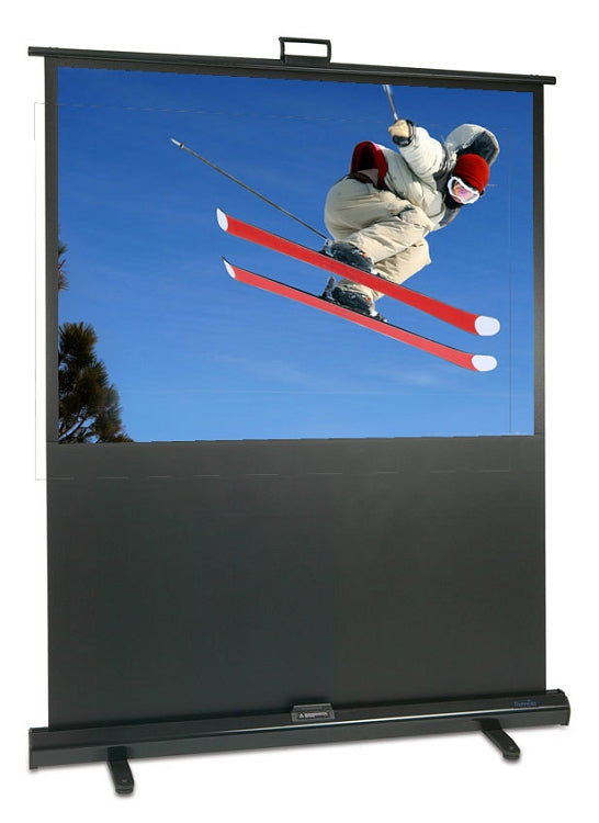 """80"""" Mobile Projector Screen"""