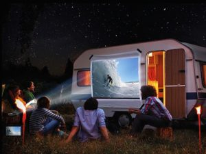 Travel Projector