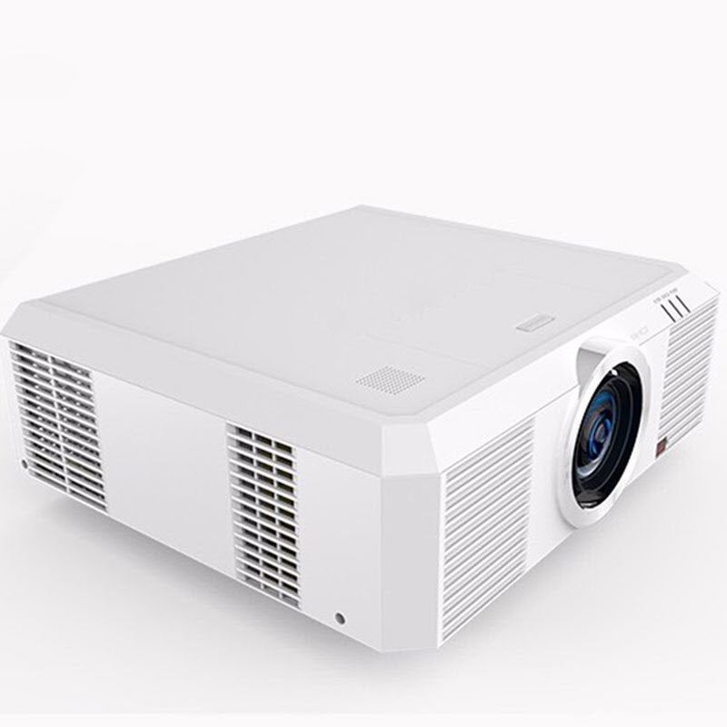 Pico Genie PG10K Projector - 10K Ansi Lumens, WUXGA, Interchangeable Lens