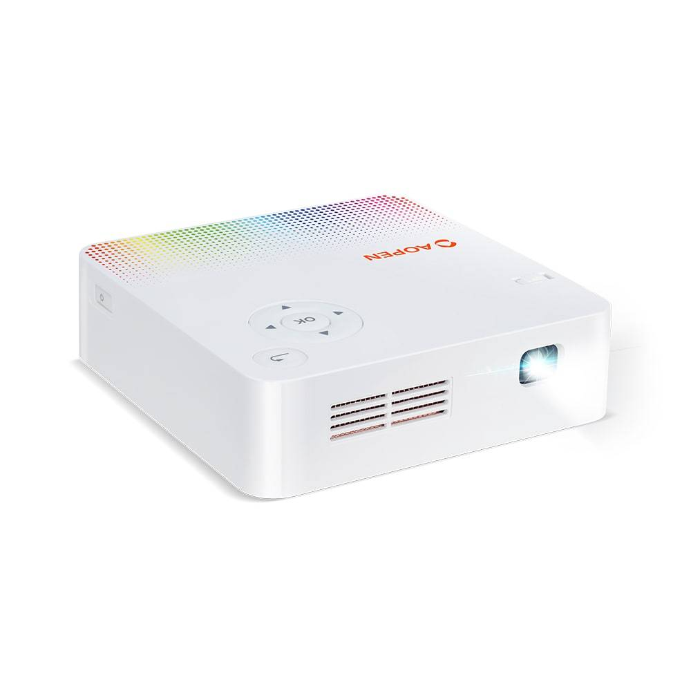 Acer AOpen PV10 - 480p, Portable LED 300 Ansi Lumens Projector