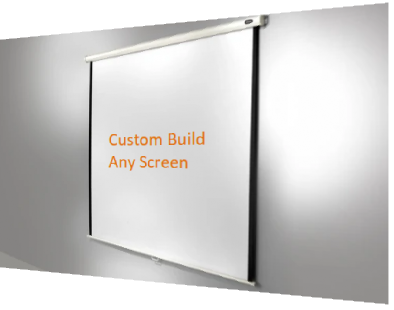 Customised Screen: Built to your specification