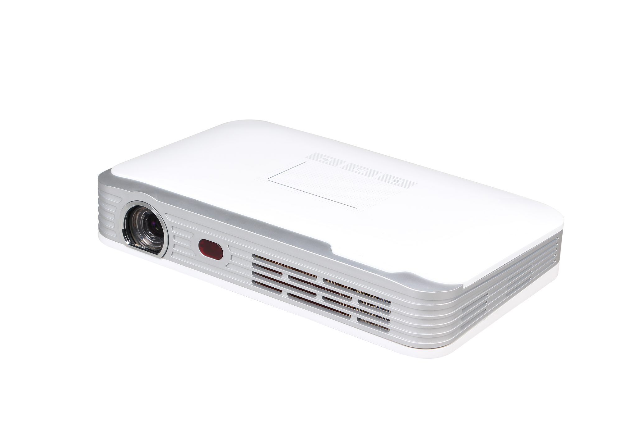 Pico Genie M550 Plus 2.0 LED Portable Projector