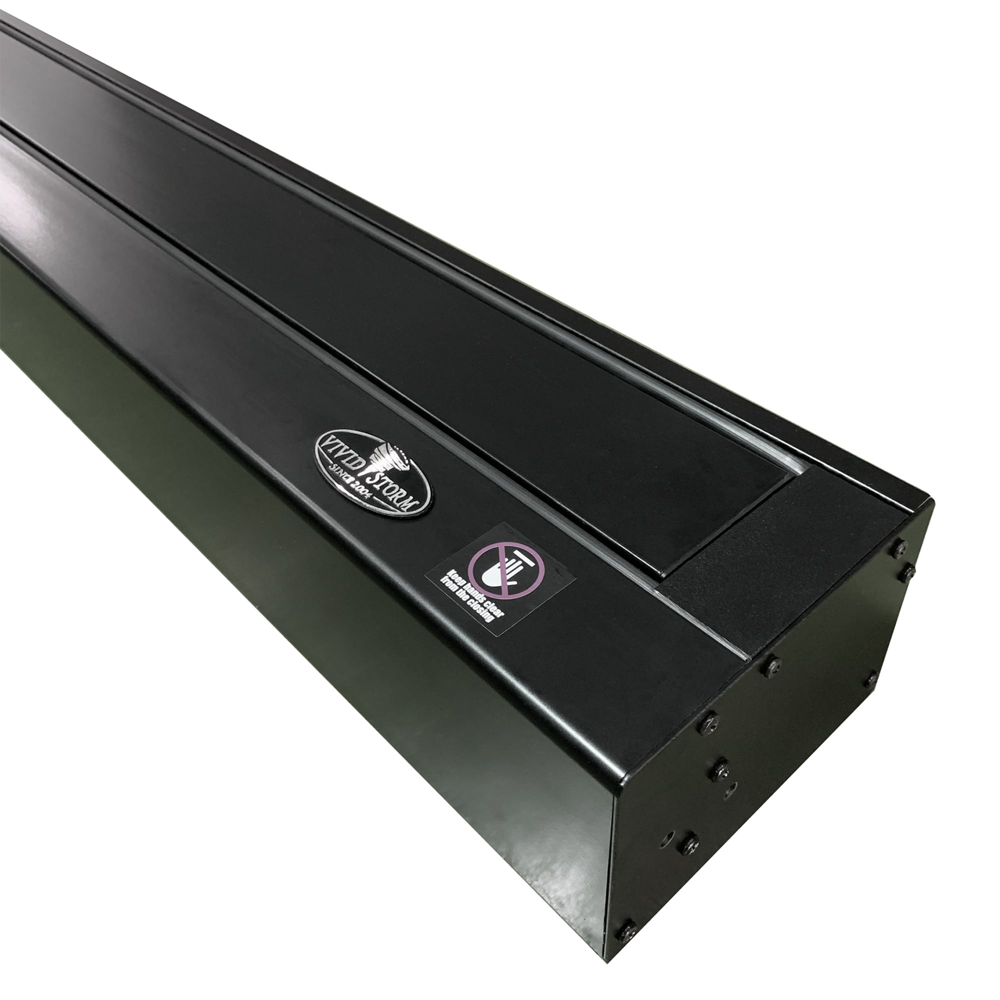 VividStorm S Electric Tension Obsidian ALR Floor Rising Screen for Short/Standard/Long Throw Projectors