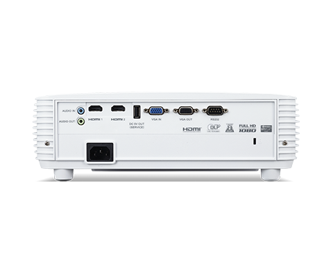 Acer H6522BD Projector (Full HD, 3500 Ansi lms, High Contrast)