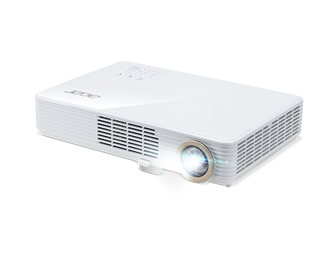 Acer PD1520i Ultra Portable Projector, 3000 Ansi Lumens, Full HD, LED