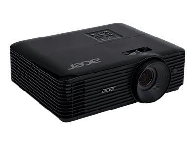 Acer X138WH, 3700 Lumens Lamp Projector, WUXGA HD, 3D