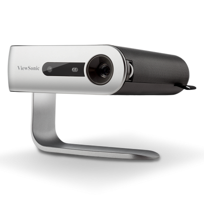 ViewSonic M1+ Portable LED Projector with Wi-Fi, Bluetooth, & Harman Kardon Speakers