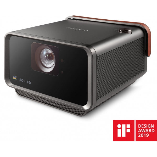 ViewSonic X10-4K UHD Smart LED Projector with Wi-Fi, Bluetooth, & Harman Kardon Speakers