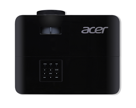 Acer X118HP Projector - DLP 3D, SVGA, 4000 ANSI Lumens