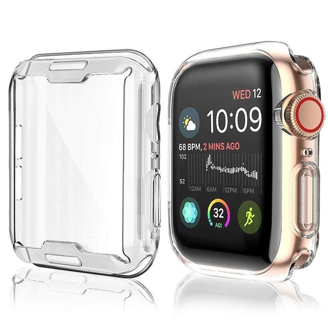 Transparent iWatch Cover