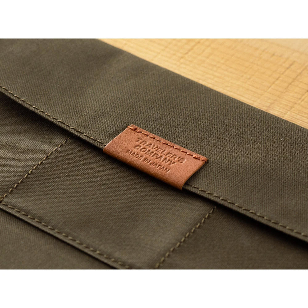 Traveler's Company - Cotton Zipper Case Limited Edition (Regular) - Kuva 4