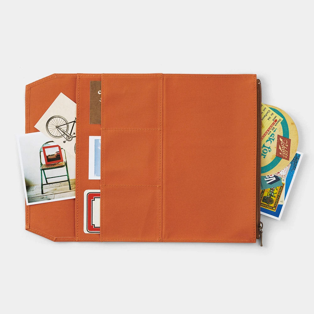 Traveler's Company - Cotton Zipper Case Limited Edition (Regular) - Kuva 14