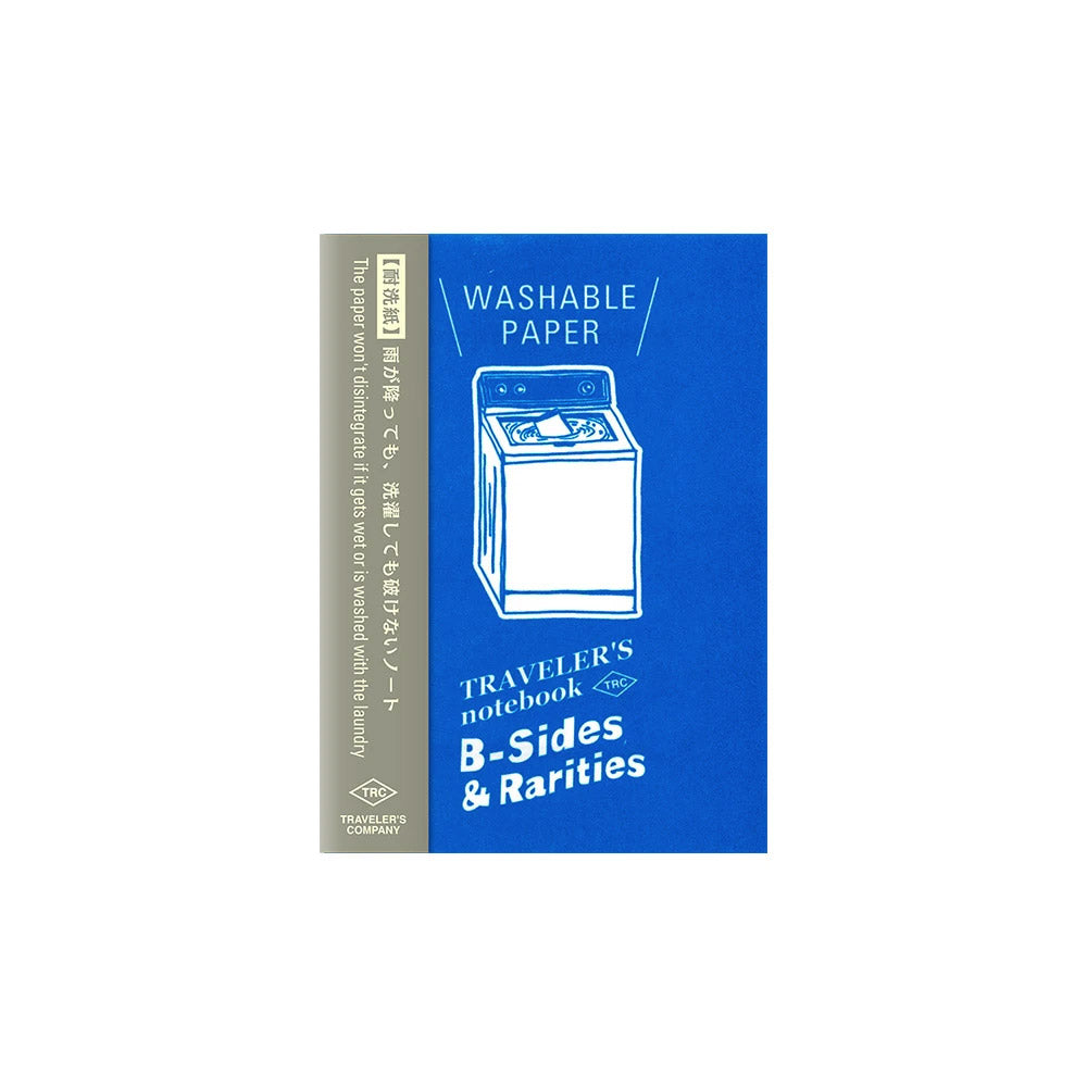 Traveler's Company - Washable Paper Refill, Limited Edition (Passport) - Kuva 1
