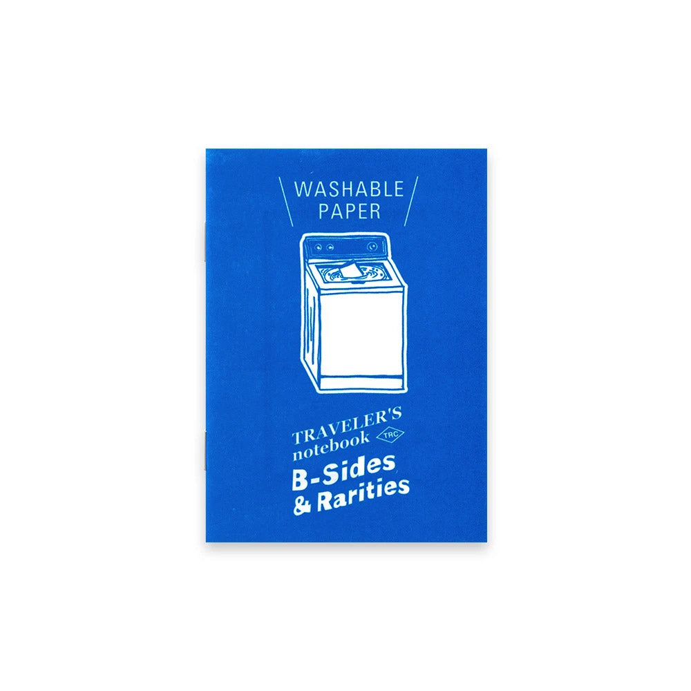 Traveler's Company - Washable Paper Refill, Limited Edition (Passport) - Kuva 2