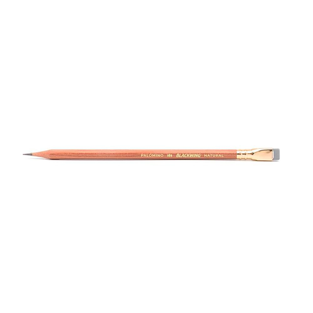 Blackwing Natural lyijykynät (12 kpl) - Kuva 1