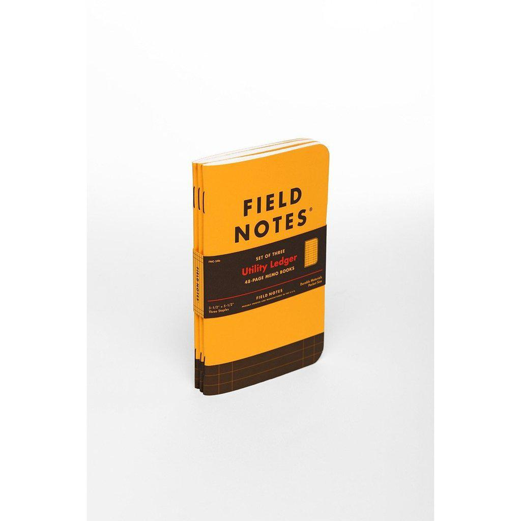 Field Notes Utility -muistivihko (3-pack) - Kuva 14