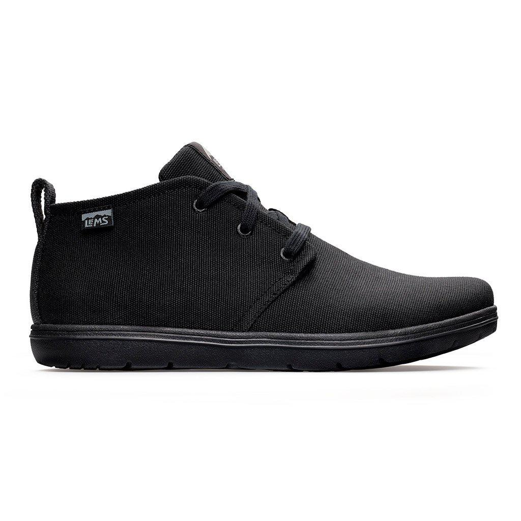 Lems Shoes Chukka Blackout Canvas kengät - Kuva 1