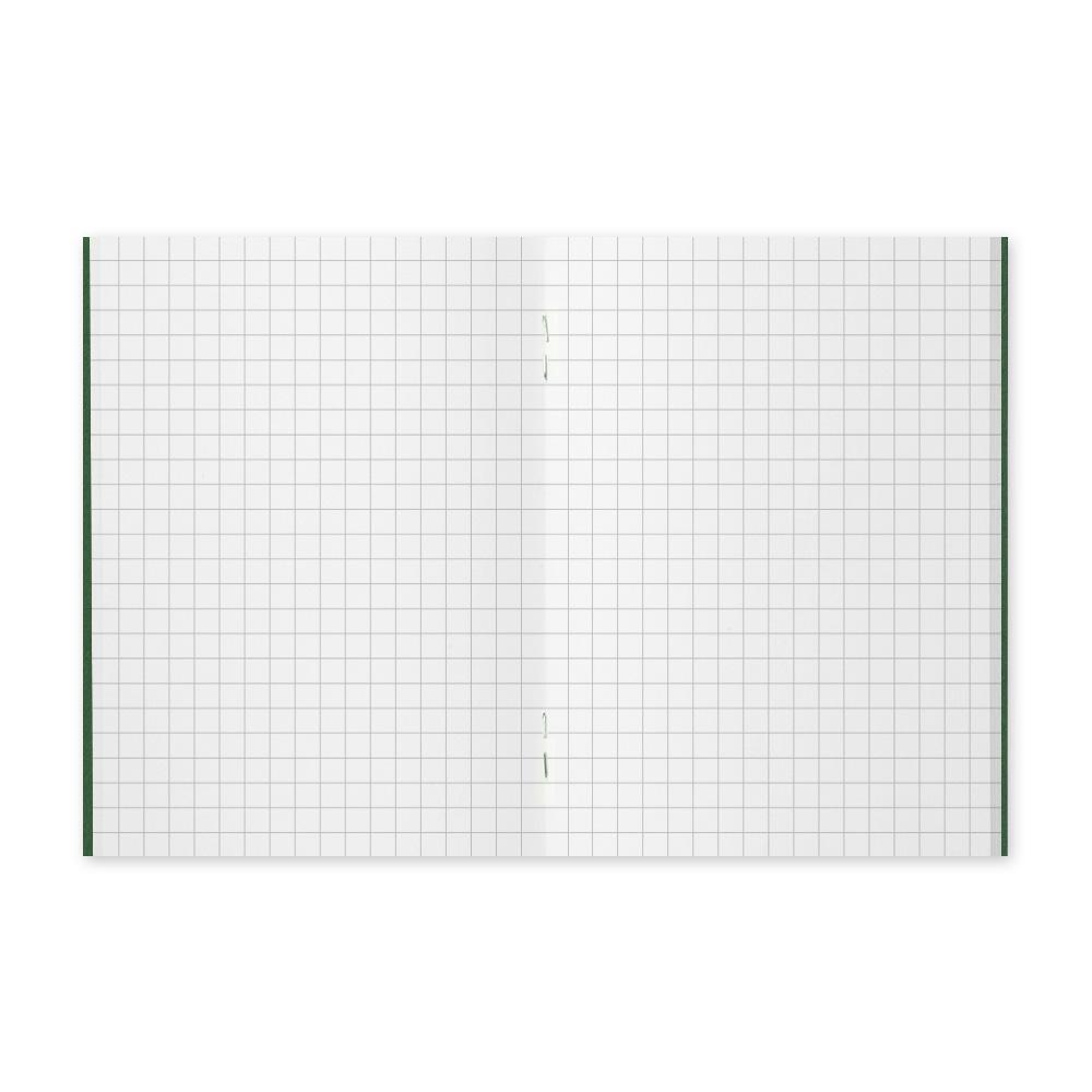 Traveler's Company - 002 Grid Notebook Refill (Passport) MD - Kuva 2