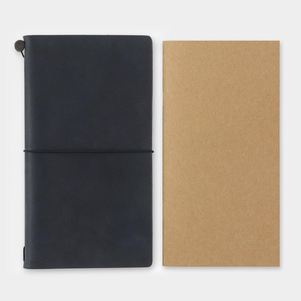 Traveler's Company - 003 Blank Notebook Refill (Regular) - Kuva 5