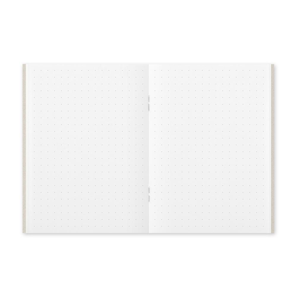 Traveler's Company - 014 Dot Grid Notebook Refill (Passport) - Kuva 2