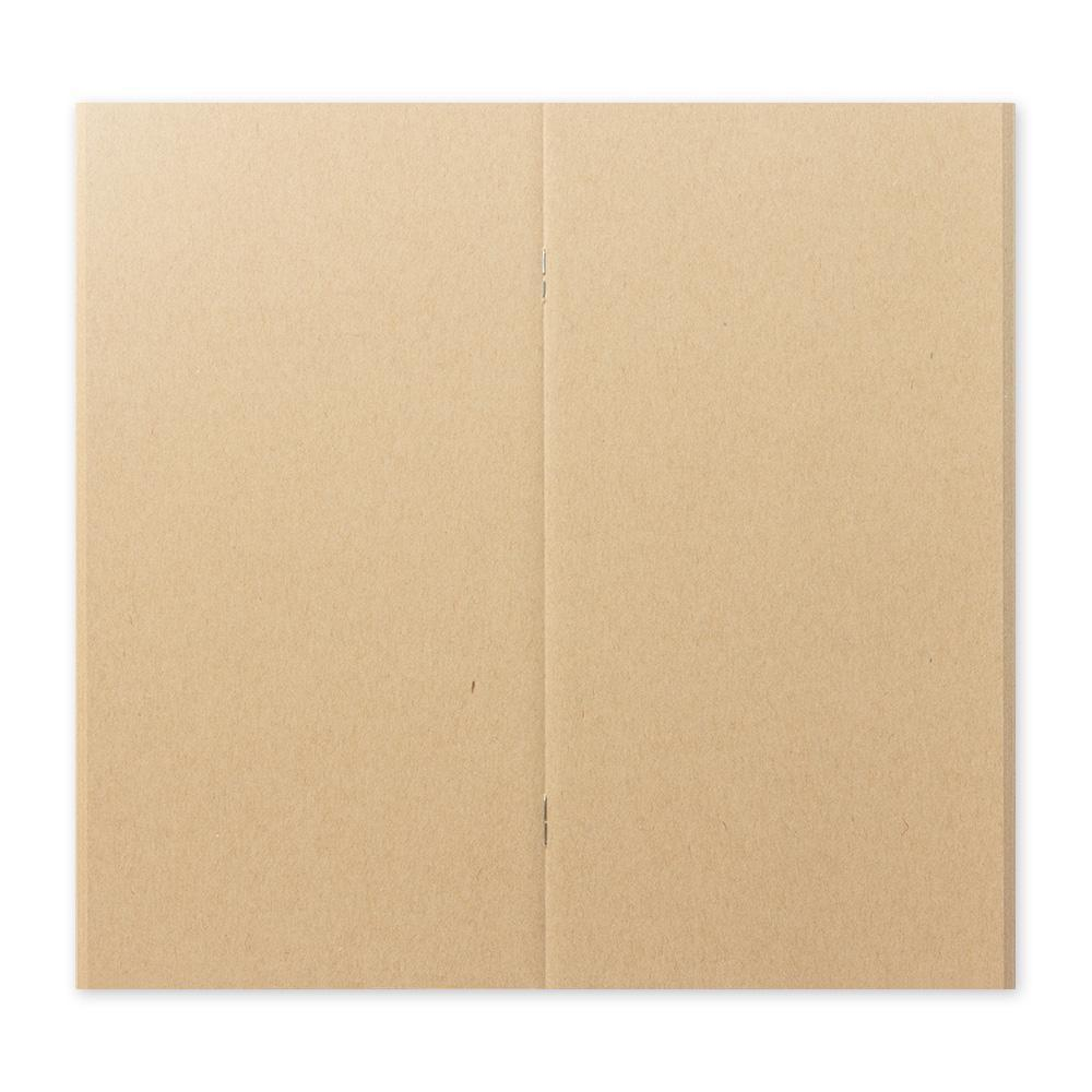Traveler's Company - 014 Kraft Paper Notebook Refill (Regular) - Kuva 1
