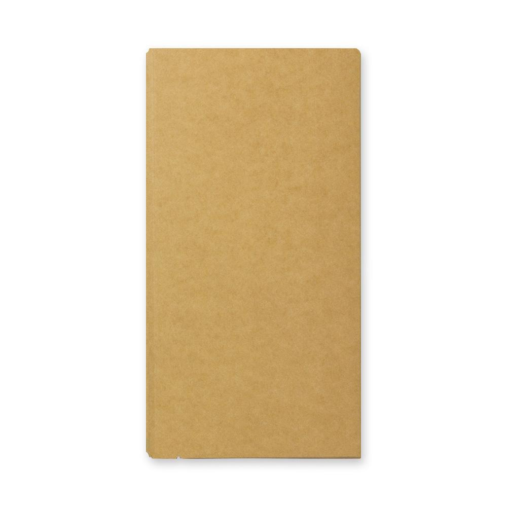 Traveler's Company - 020 Kraft File Refill (Regular) - Kuva 2