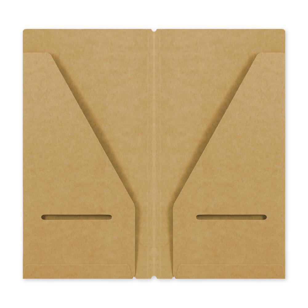 Traveler's Company - 020 Kraft File Refill (Regular) - Kuva 3