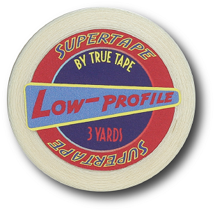 Supertape Low-Profile Roll 3 yards LPROLL