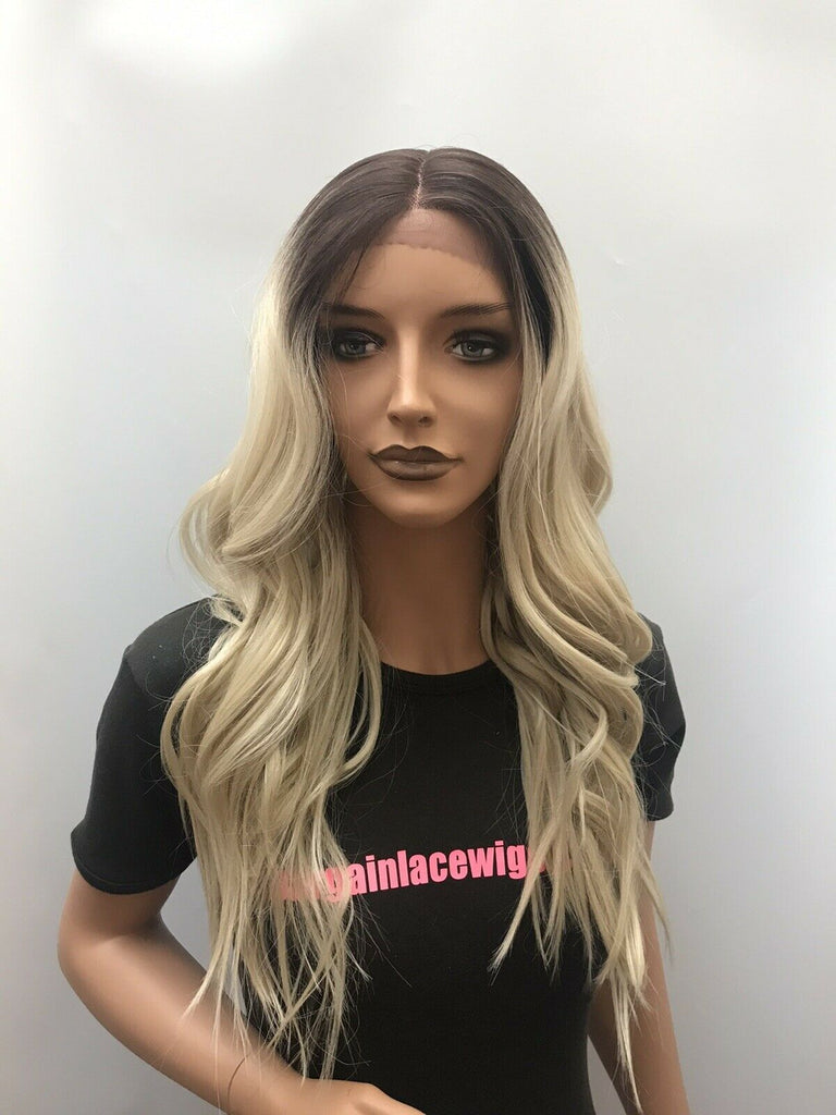 Bobbi Boss Synthetic Lace Front Wig MLF326 RACA Colour TT6/56