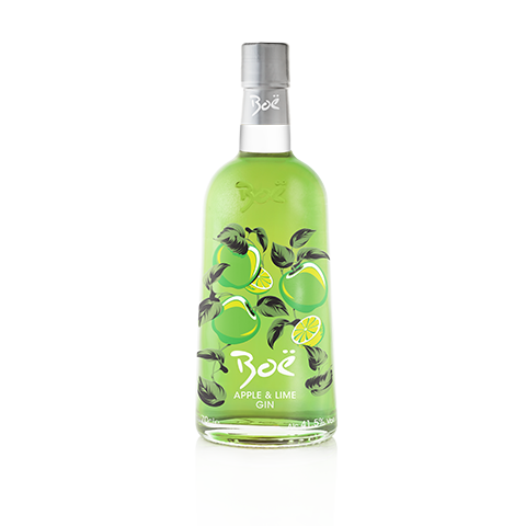 Boë Apple & Lime Gin (70cl)