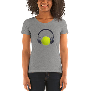 In The Zone - Ladies Short Sleeve T-shirt