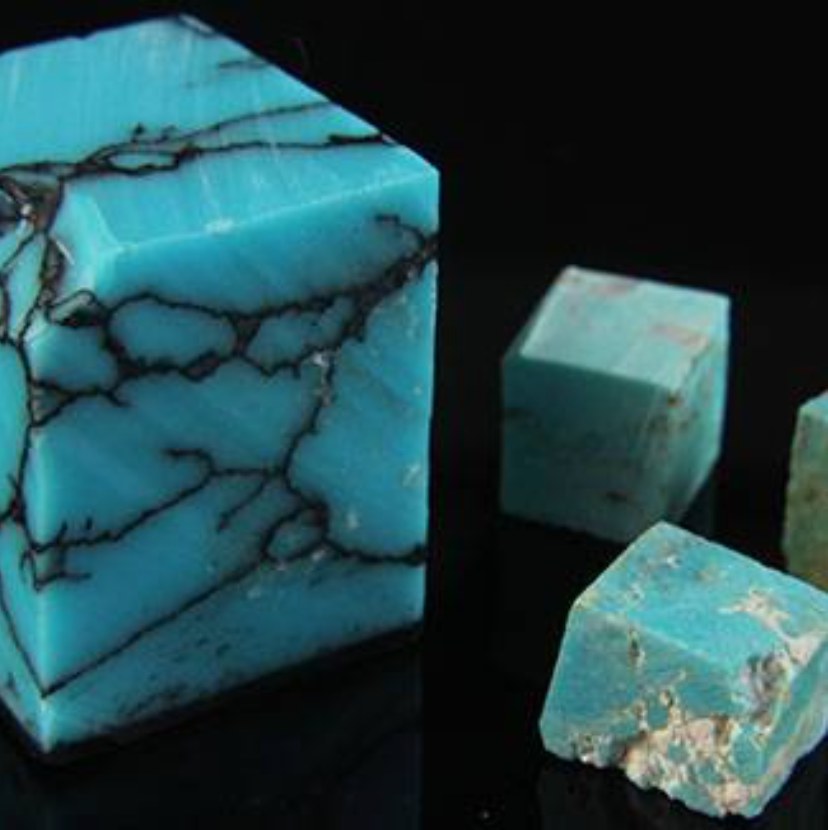 what is turquoise chalk