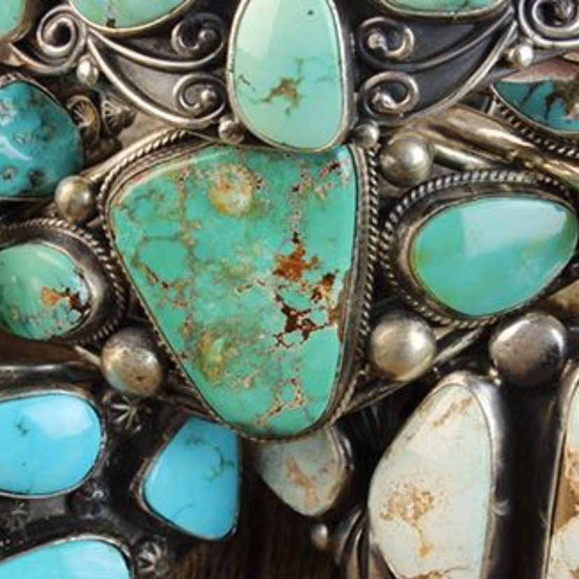 where does turquoise come from?