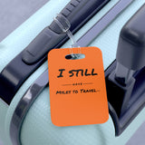 Myles to Travel Bag Tag