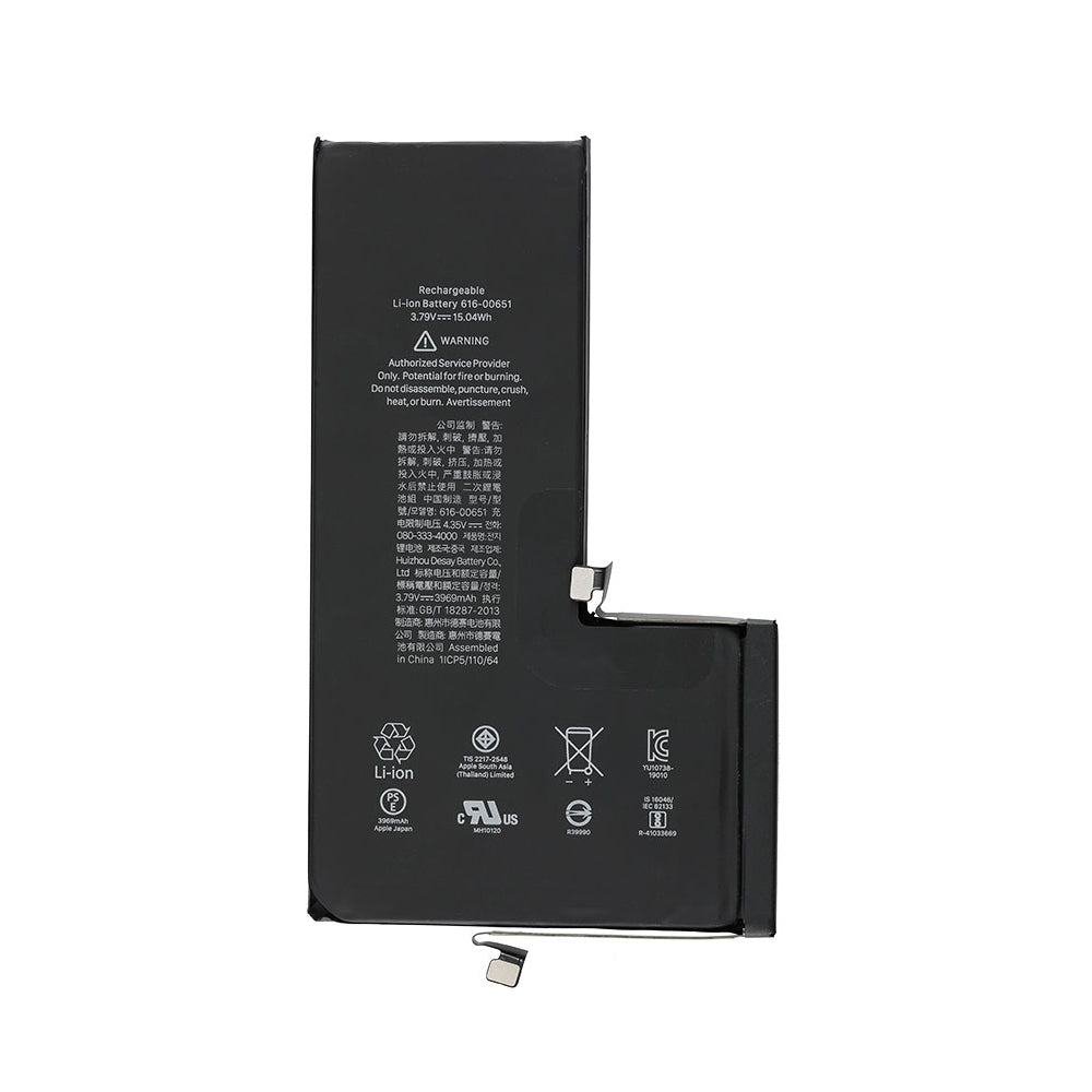 iPhone 11 Pro Max Battery Aftermarket