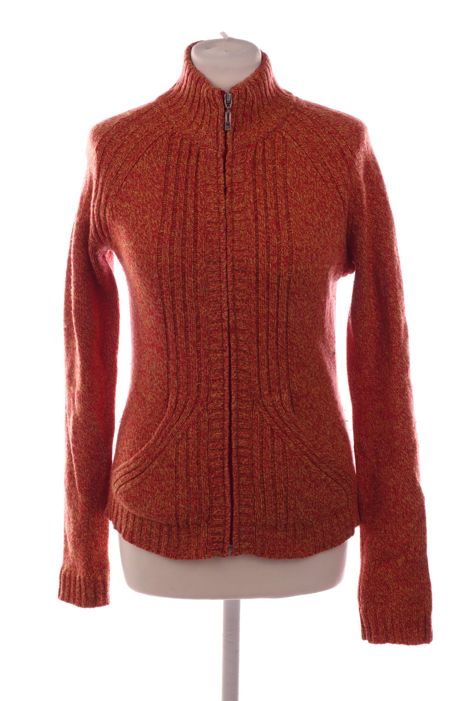 Sela Orange Sweater