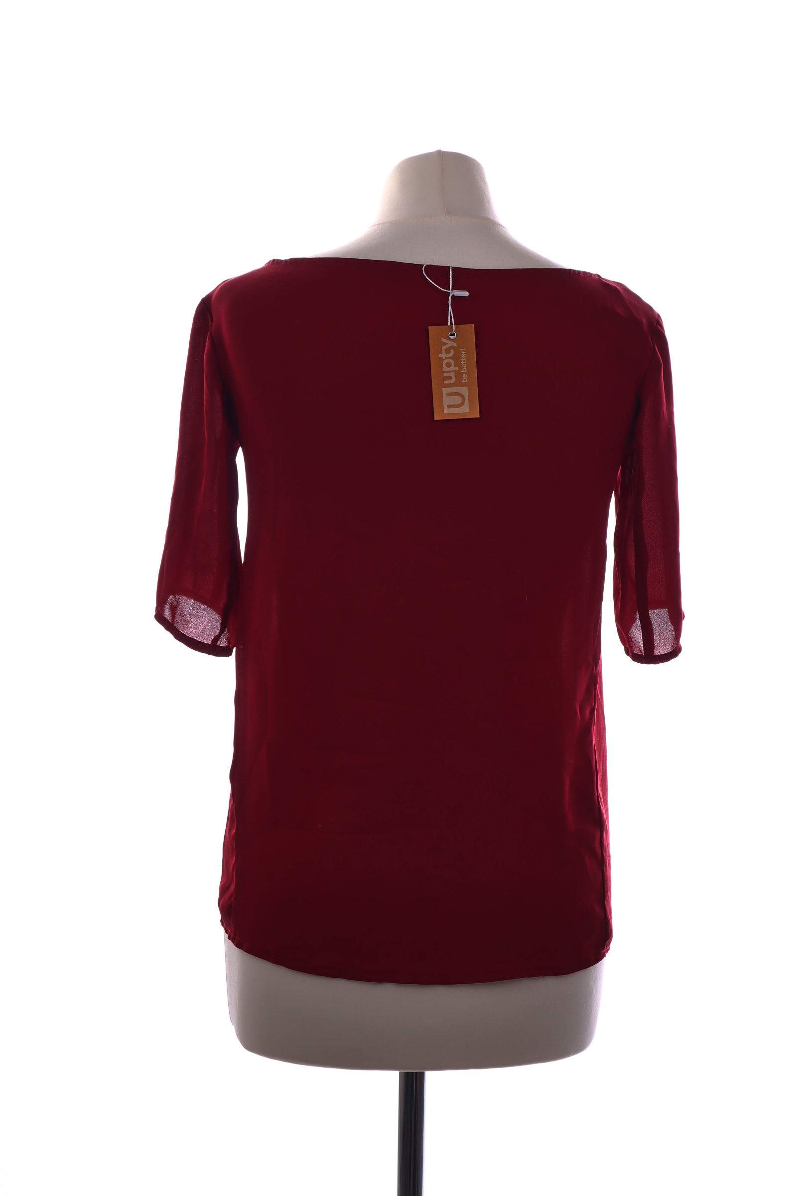 Incity Burgundy Top