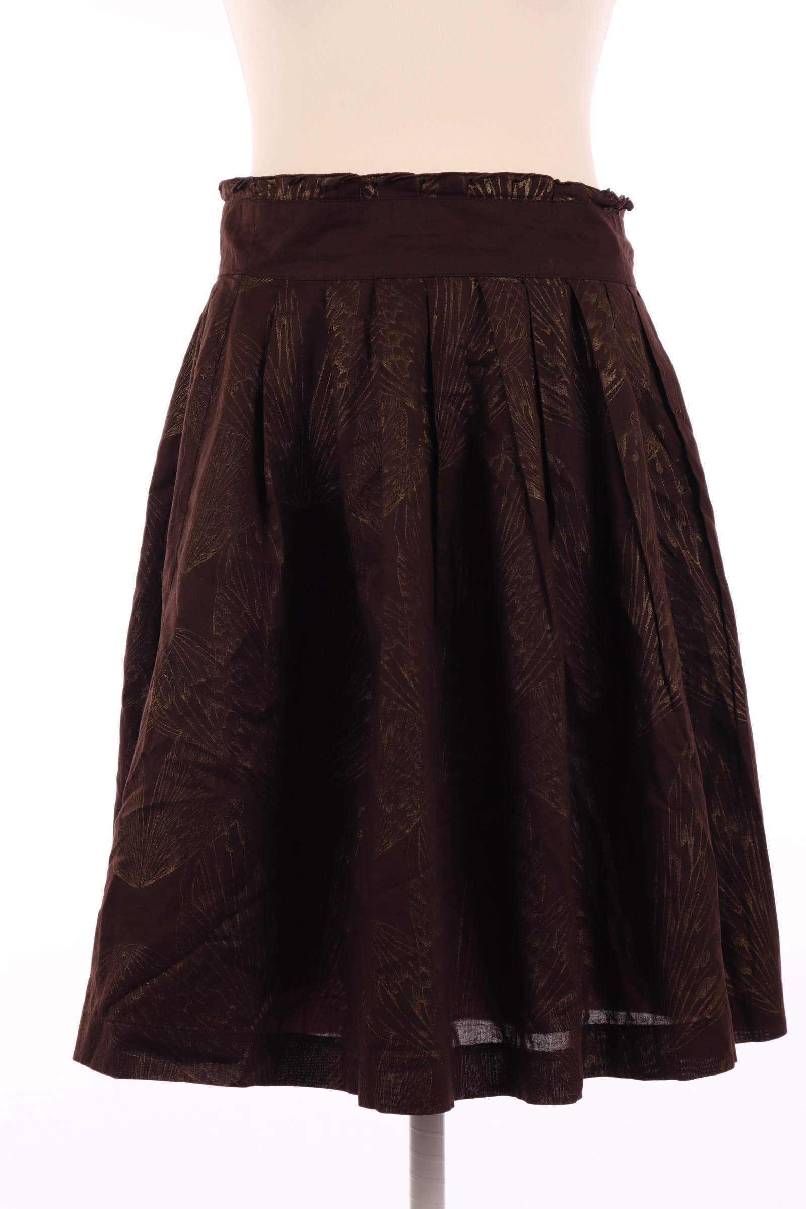 Reserved Brown Skirt - upty.store